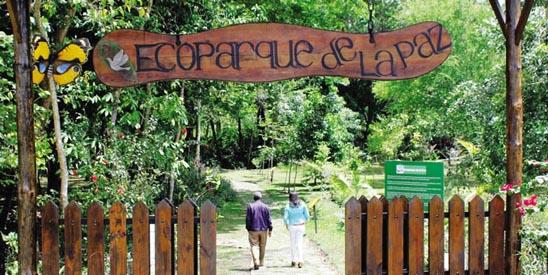 Resultado de imagen para eco parque para el esparcimiento de salcedo, rep. dominicana