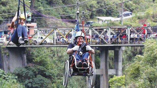 Gestor de viajes accesibles, un pilar del turismo inclusivo.