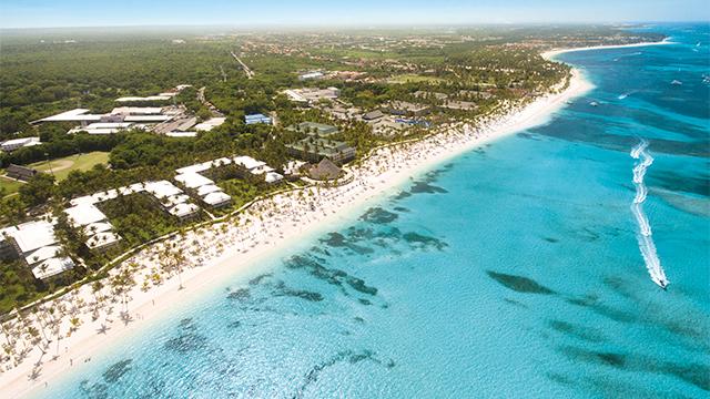 Barceló Bávaro Grand Resort, reconocido con la Bandera Azul por las óptimas condiciones de Playa Bávaro