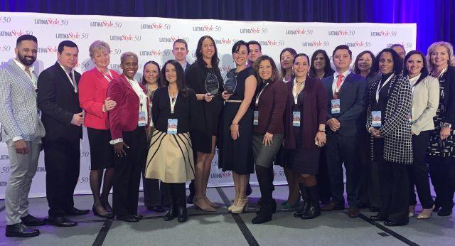 Dominicana Evita Garces, reconocida entre las 10 mejores ejecutivas del año