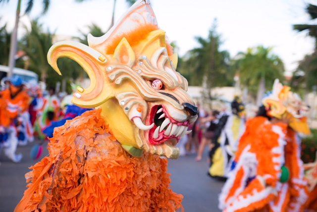 Viva una experiencia única de carnaval en Barceló Bávaro Grand Resort