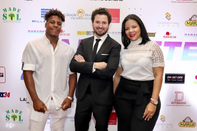 Palacio del Cine celebra premier de Cabarete en la Ciudad Corazón