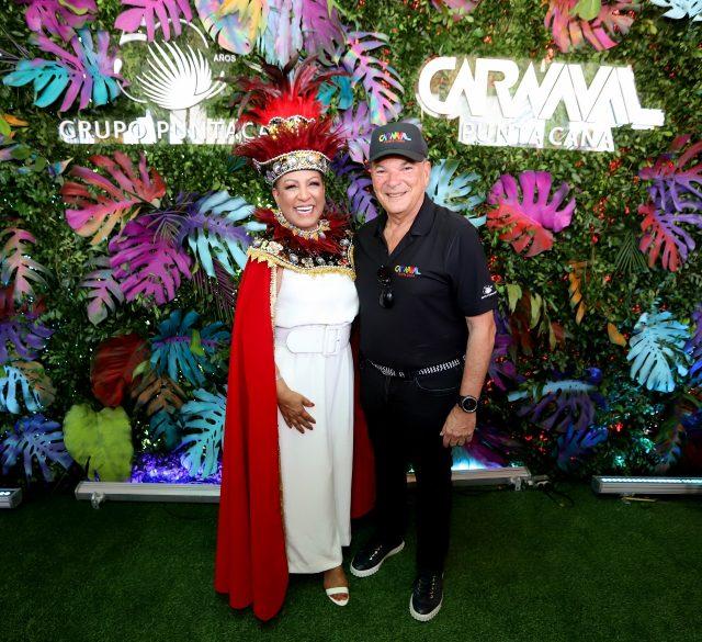 Grupo Puntacana celebra 13 años de Carnaval Punta Cana y 50 años de aniversario