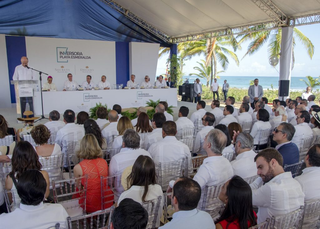 Apple Leisure Group da inicio a la construcción de dos hoteles en Miches