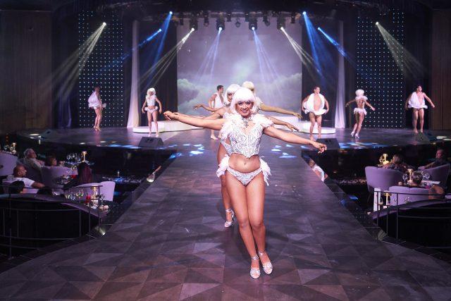 Palladium Punta Cana abre espectáculo Chic Cabaret & Restaurant