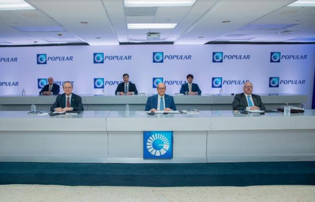 Accionistas del Banco Popular Dominicano aprueban RD$30,000 millones para respaldar clientes