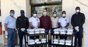 Homewood by Hilton dona alimentos a miembros de Cestur que sirven en SD