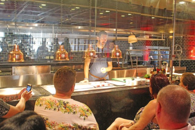 Experiencia Culinary Pop Up llega a Paradisus by Meliá