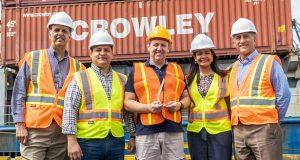 Nueva escala de Caucedo aumentará flexibilidad de servicios de la cadena Crowley