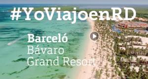Emotivo mensaje de apoyo de Barceló a República Dominicana #YoViajoenRD