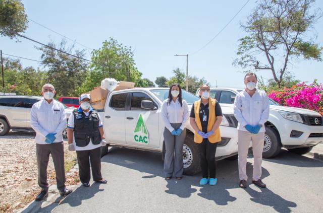 Consorcio Azucarero Central y Fundación Central Barahona combaten crisis sanitaria en Enriquillo