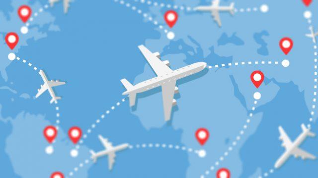 Mantendrán vuelos especiales para expatriar turistas a EEUU y Puerto Rico