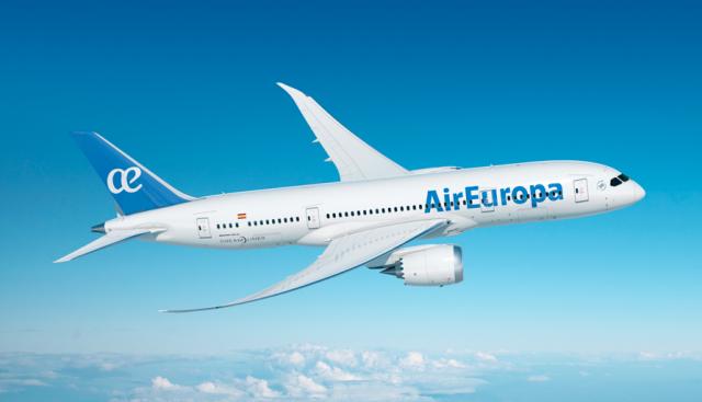 Air Europa refuerza medidas de seguridad para iniciar vuelos
