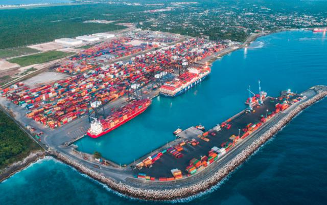 Popular, Azul, DP World y Mastercard se alían para digitalizar pagos de portuarios de propietarios de carga y PYMES