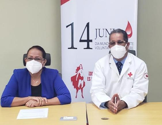 ARS Palic y Cruz Roja Dominicana instruyen sobre donación de sangre ante el COVID-19