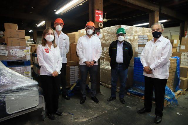 Embajada de Malta en RD dona equipos médicos para tratar COVID-19 en cuidados intensivos