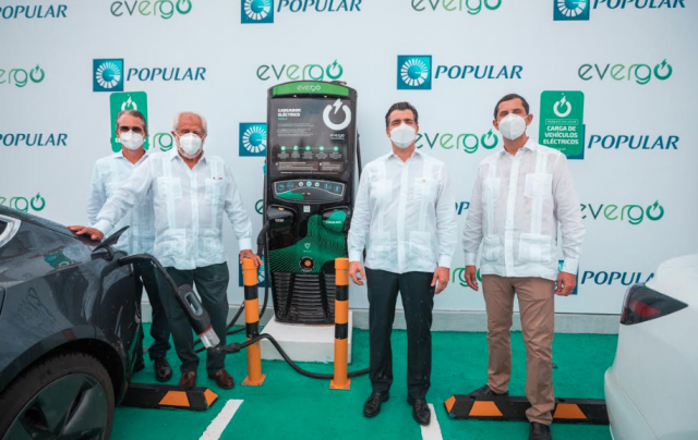 Banco Popular e InterEnergy impulsan la movilidad sostenible