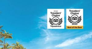 Barceló y su agencia de viajes se hacen con el Tripadvisor Travelers' Choice 2020