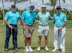Profesionales y Amateurs participan en el Torneo Pro-Am de Corales Puntacana Resort & Club Championship