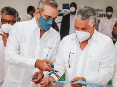 Visita del presidente Luis Abinader certifica esfuerzos del Centro Médico Punta Cana en su transformación hacia la Ciudad Sanitaria Rescue