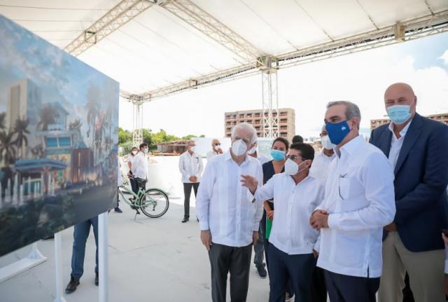 Presidente Abinader valora inversión y construcción Hotel Margaritaville en República Dominicana