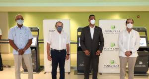 Aeropuerto Internacional de Punta Cana instala el control migratorio automatizado más moderno y ágil del Caribe