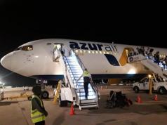 Anuncian reapertura operaciones Azur Air Ukraine