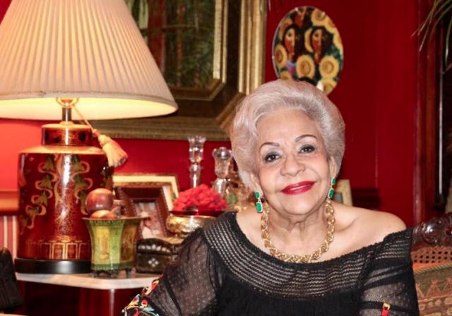 Fallecimiento del ícono de la gastronomía, Esperanza Lithgow, causa profundo pesar en el sector turístico dominicano