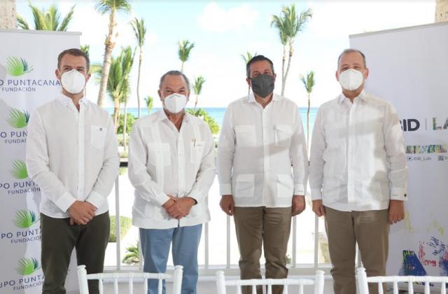 Fundación Grupo Puntacana y BID Lab lanzan programa de gestión de residuos orgánicos en el sector turístico