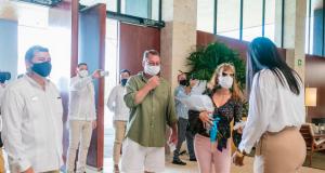 Live Aqua Beach Resort Punta Cana recibe a su primer huésped