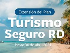 Seguros Reservas con el apoyo del Banco de Reservas dispone la extensión de vigencia del plan Turismo Seguro RD