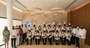 Casa de Campo realiza graduación de primer diplomado para chef gestor en Dominicana