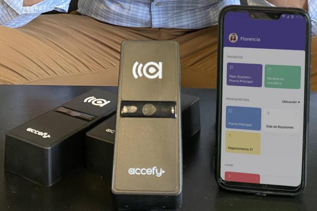 Llega a República Dominicana tecnología que abre puertas desde el móvil