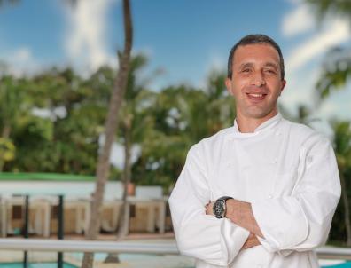 Casa de Campo Resort & Villas nombra a Rodrigo Menéndez como Director Culinario