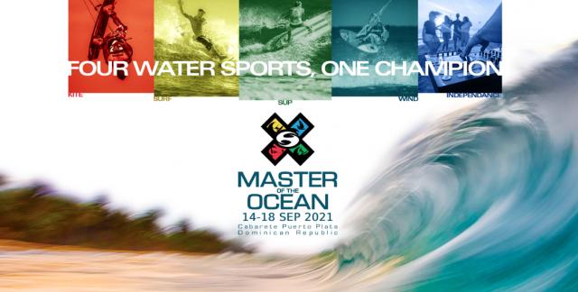Master of the Ocean eleva a República Dominicana con la competencia internacional más extrema de la región