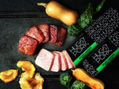 Hugo Pork lanza salami cuadrado