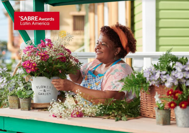 """""""El Lado Positivo"""" gana un SABRE Awards a la mejor campaña del Caribe"""