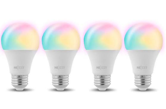 Iluminación inteligente de Nexxt Solution