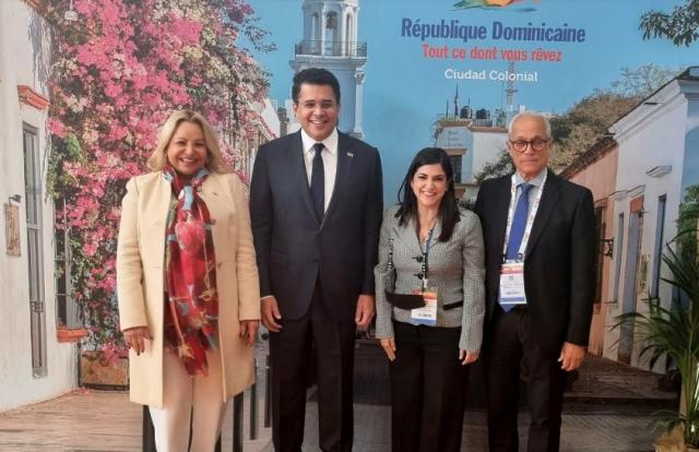 RD reafirma liderazgo en el Caribe al inaugurar pabellón en Feria Top-Resa, Francia