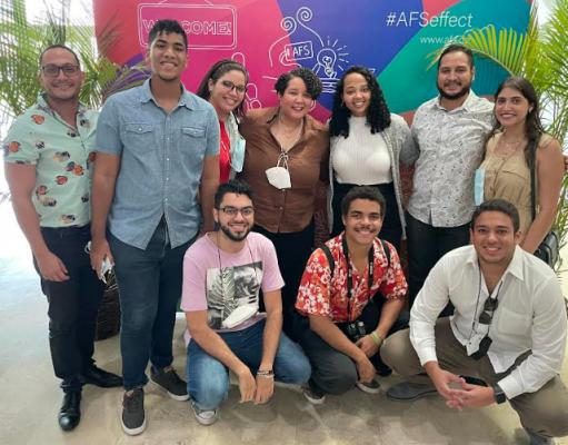 La organización AFS estrena nuevo local en Arroyo Hondo